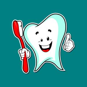 איך-  מצחצחים שיניים נכון