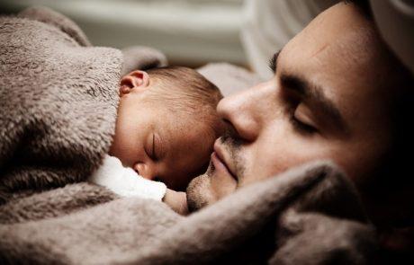 איך להרדים תינוק בן חודש?