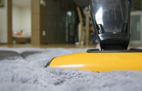 איך לנקות את הבית?